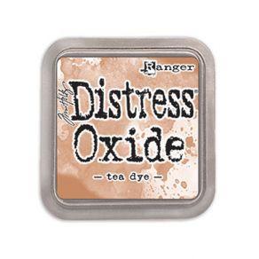 Parfait pour créer : Encre Distress OXIDE TEA DYE par Ranger. Livraison rapide et cadeau dans chaque commande.