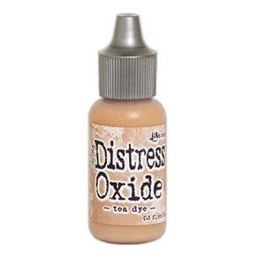 Recharge Distress OXIDE TEA DYE
