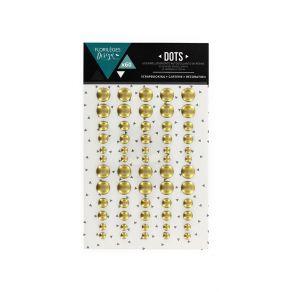 Dots OR par Florilèges Design. Scrapbooking et loisirs créatifs. Livraison rapide et cadeau dans chaque commande.