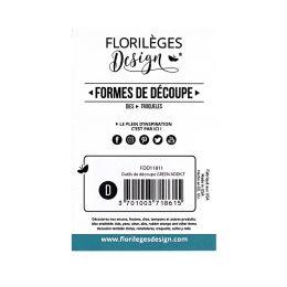 Outils de découpe GREEN ADDICT par Florilèges Design. Scrapbooking et loisirs créatifs. Livraison rapide et cadeau dans chaqu...