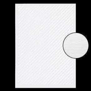 Plaque d'embossage EN DIAGONALE par Florilèges Design. Scrapbooking et loisirs créatifs. Livraison rapide et cadeau dans chaq...