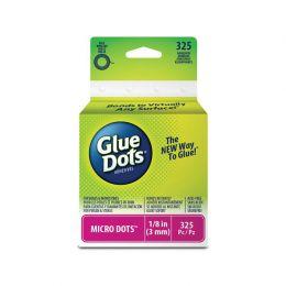 Parfait pour créer : Rouleau de pastilles Glue Dots micro par Glue dots. Livraison rapide et cadeau dans chaque commande.