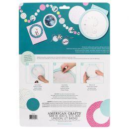 Outil à découper des cercles SPIN AND TRIM par We R Memory Keepers. Scrapbooking et loisirs créatifs. Livraison rapide et cad...