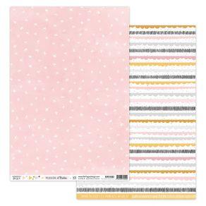 Parfait pour créer : Papier imprimé POUSSIÈRE D'ÉTOILES 2 par Florilèges Design. Livraison rapide et cadeau dans chaque comma...