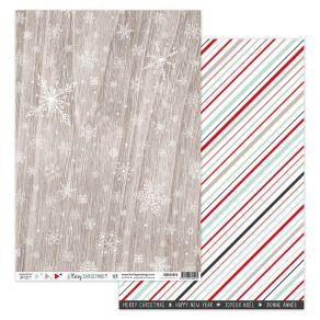 Papier imprimé COSY CHRISTMAS 1 par Florilèges Design. Scrapbooking et loisirs créatifs. Livraison rapide et cadeau dans chaq...