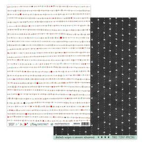 Papier imprimé COSY CHRISTMAS 5 par Florilèges Design. Scrapbooking et loisirs créatifs. Livraison rapide et cadeau dans chaq...