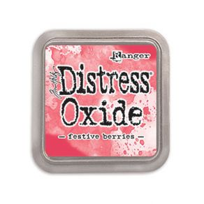 Encre Distress OXIDE FESTIVE BERRIES