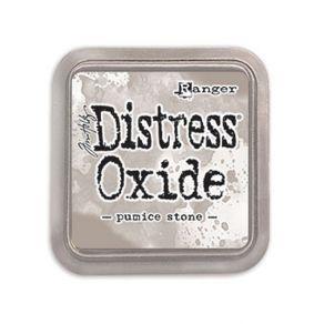 Encre Distress OXIDE PUMICE STONE par Ranger. Scrapbooking et loisirs créatifs. Livraison rapide et cadeau dans chaque commande.
