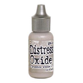 Recharge Distress OXIDE PUMICE STONE par Ranger. Scrapbooking et loisirs créatifs. Livraison rapide et cadeau dans chaque com...