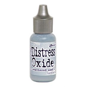 Recharge Distress OXIDE WEATHERED WOOD
