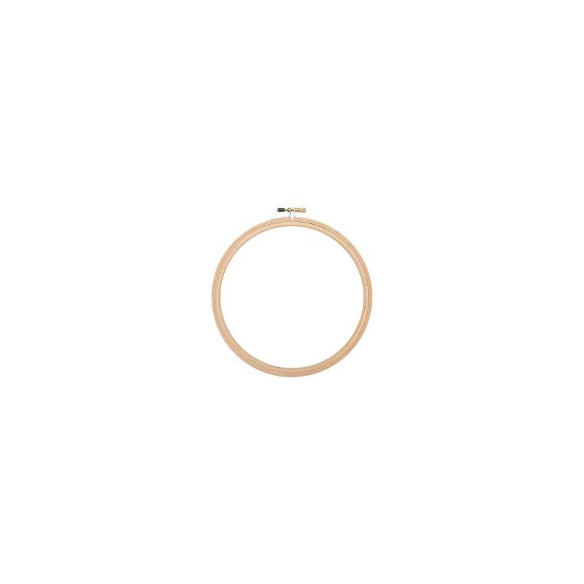 Cercle à broder bois 20 cm par Frank A Edmunds. Scrapbooking et loisirs créatifs. Livraison rapide et cadeau dans chaque comm...
