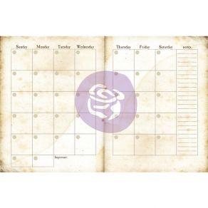 PROMO de -30% sur Insert mensuel pour Planner CREATION ART DAILY PRIMA Prima Marketing