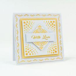 Peinture dimensionnelle Nuvo Jewel Drops LIMONCELLO par Tonic Studios. Scrapbooking et loisirs créatifs. Livraison rapide et ...