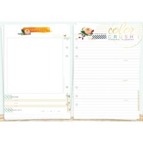 PROMO de -99.99% sur Recharge pour planner de Webster's Pages MEMORY KEEPING - format Personal Webster's Pages
