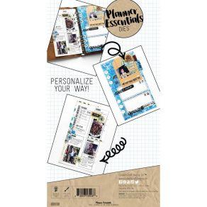 Outils de découpe Elizabeth Craft PLANNER ESSENTIALS 2 par Elizabeth Craft Designs. Scrapbooking et loisirs créatifs. Livrais...
