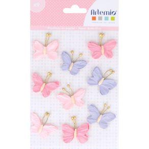 PROMO de -30% sur Papillons en papier LOVELY SWAN Artemio