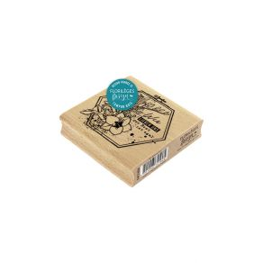 Tampon bois allemand WIR LIEBEN UNS par Florilèges Design. Scrapbooking et loisirs créatifs. Livraison rapide et cadeau dans ...