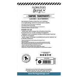 Tampons clear BULLES NIPPONES