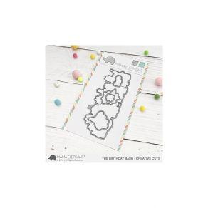 Outils de découpe THE BIRTHDAY BASH par Mama Elephant. Scrapbooking et loisirs créatifs. Livraison rapide et cadeau dans chaq...