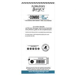 Combo Clear Die SATORI NO MADO par Florilèges Design. Scrapbooking et loisirs créatifs. Livraison rapide et cadeau dans chaqu...