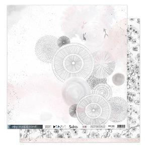 Papier imprimé SAKURA 2 par Florilèges Design. Scrapbooking et loisirs créatifs. Livraison rapide et cadeau dans chaque comma...