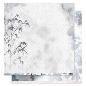 Papier imprimé SAKURA 6 par Florilèges Design. Scrapbooking et loisirs créatifs. Livraison rapide et cadeau dans chaque comma...