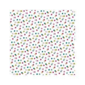 Papier imprimé Oh, Happy Day ! OH HELLO par Simple Stories. Scrapbooking et loisirs créatifs. Livraison rapide et cadeau dans...