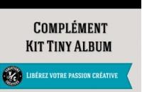 Complément Kit Tiny Album