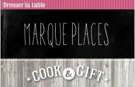 Marque places