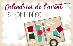 Boutique de Noël - Calendrier de l'avent & Home déco