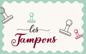 Boutique de Noël - Les tampons