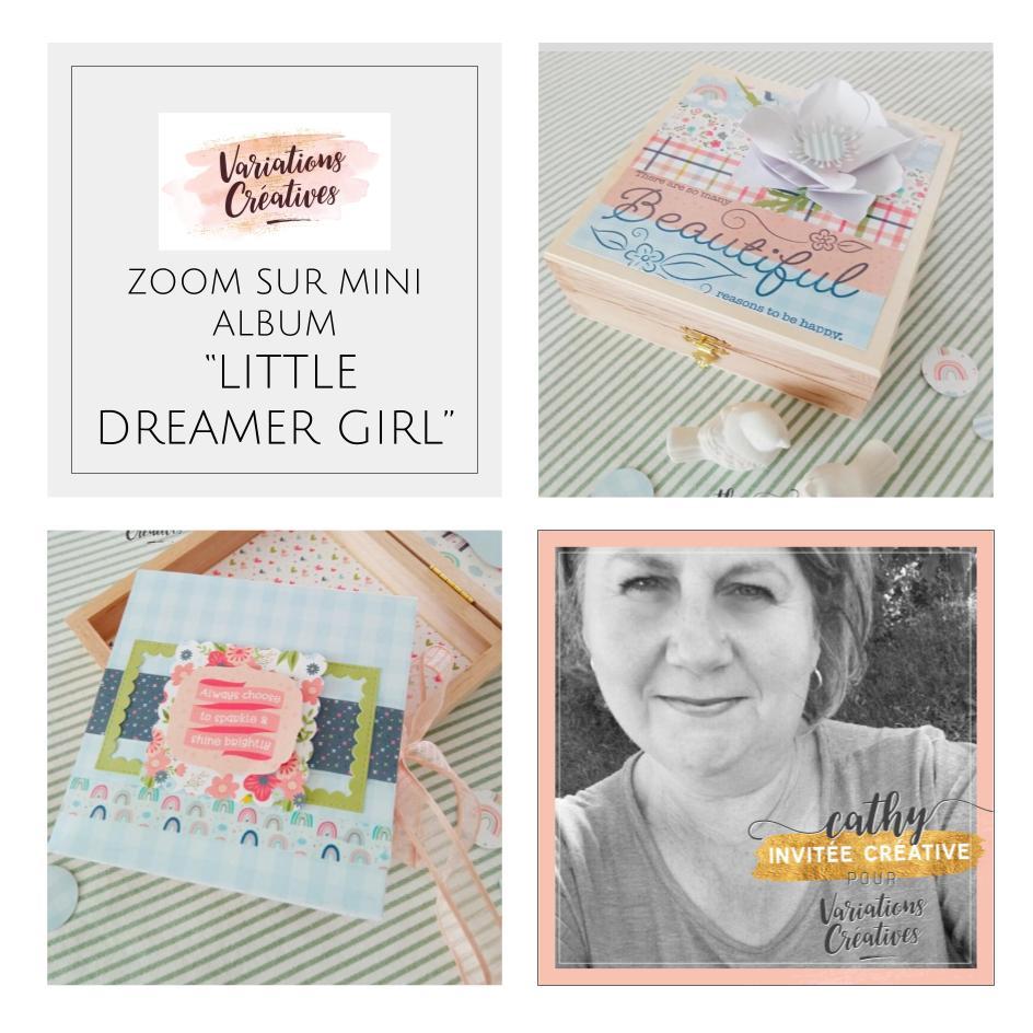 Slide Album Little Dreamer Girl