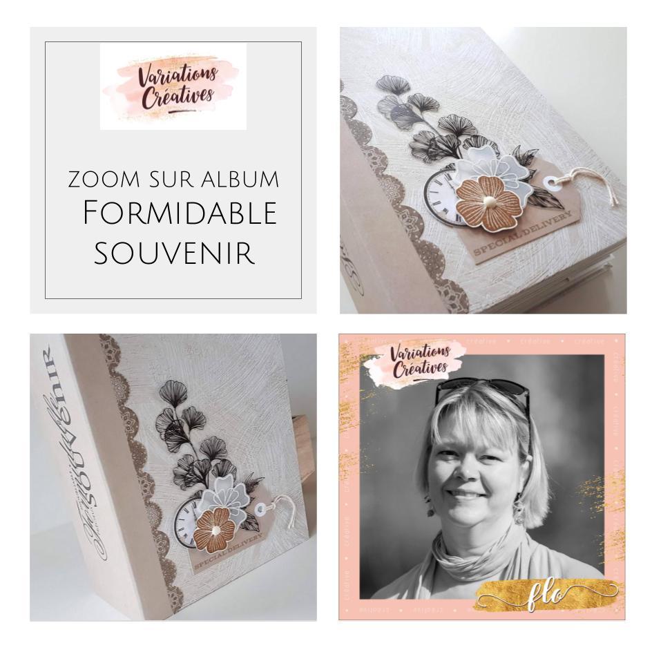 Slide Album Formidable souvenir