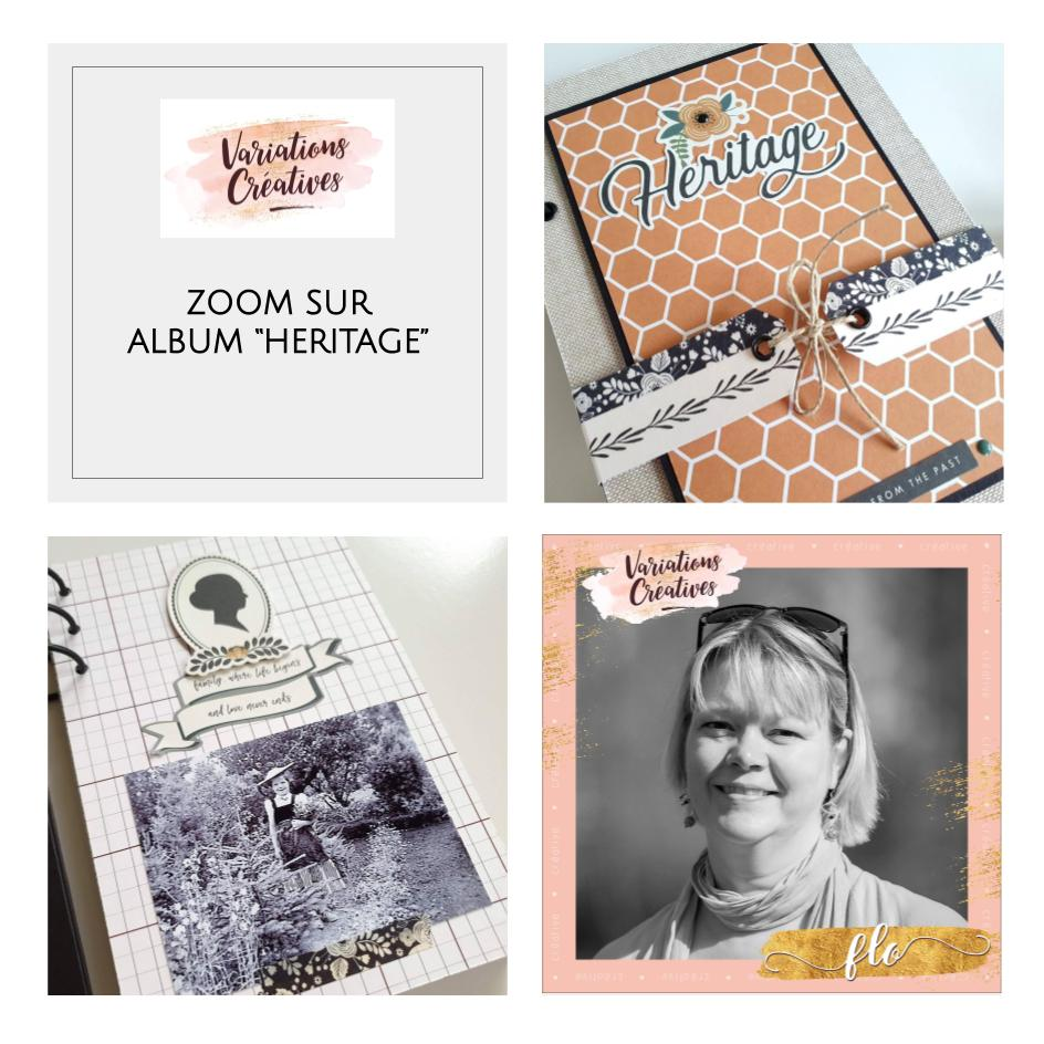 Slide Album Heritage