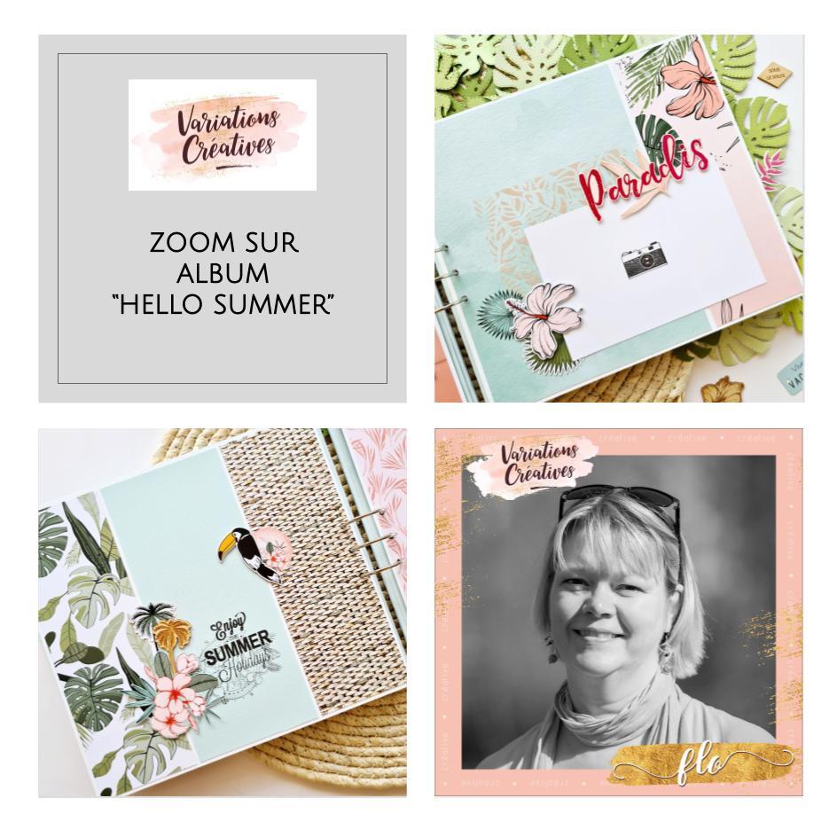 Slide Album Hello Summer