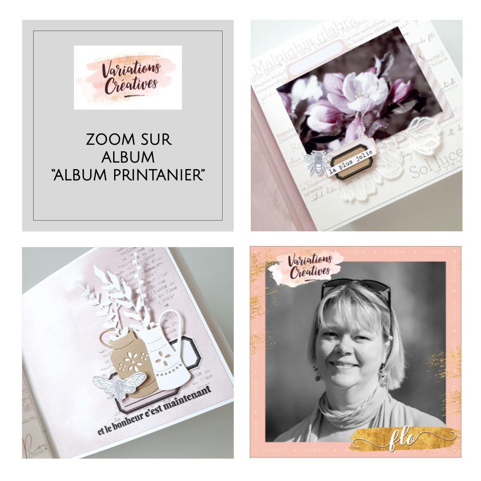 Slide Album printannier
