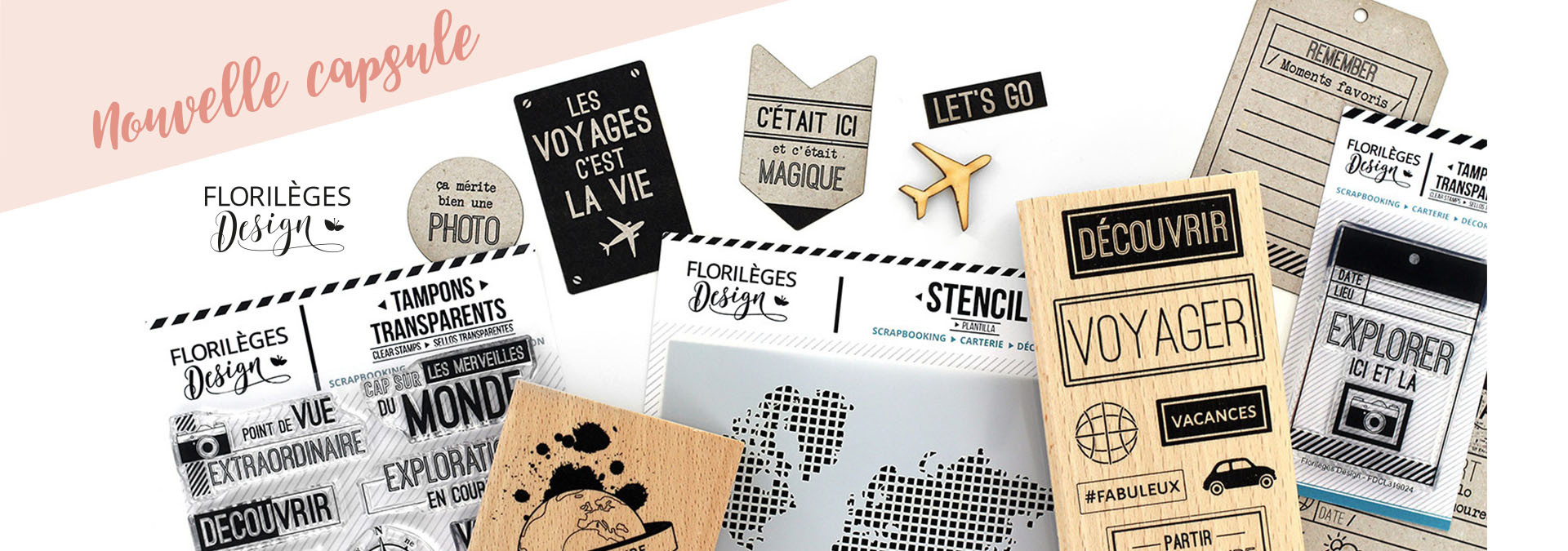 Nouvelle capsule Florilèges Design