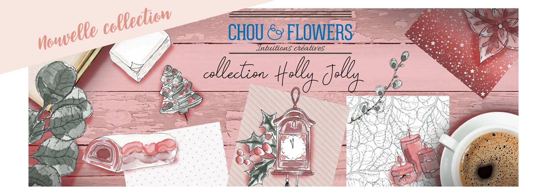 Nouvelle collection de Chou flowers