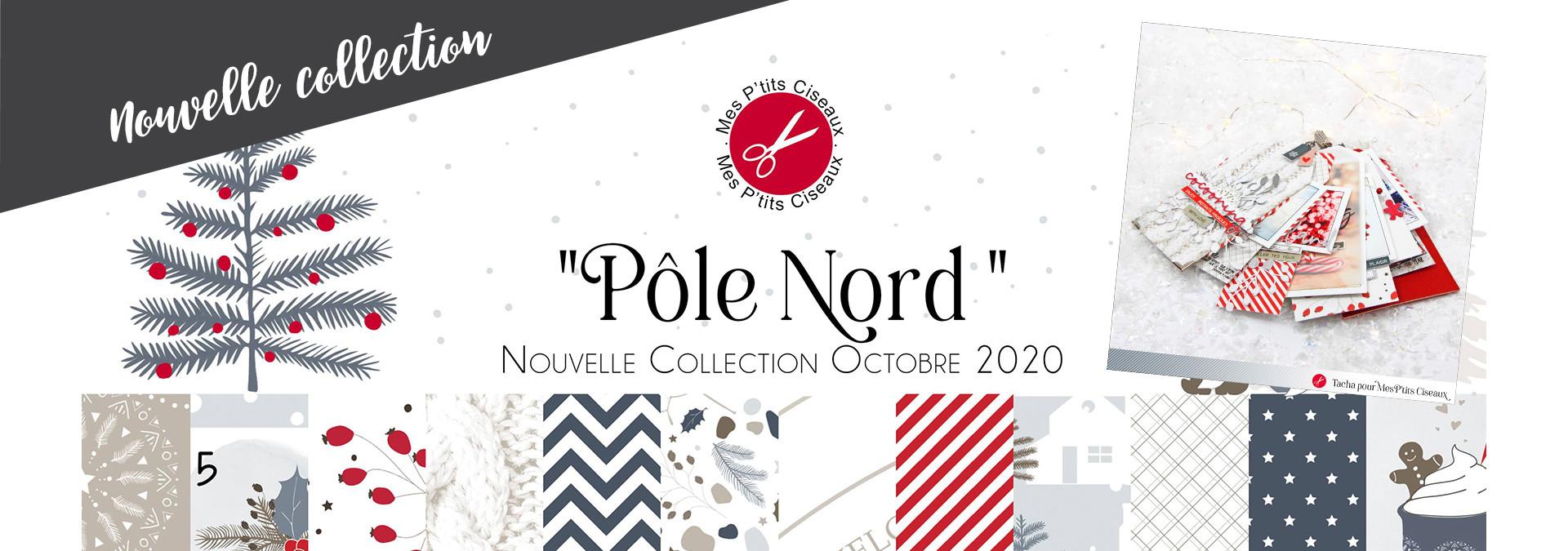 Nouvelle collection de Mes ptits ciseaux Pôle nord