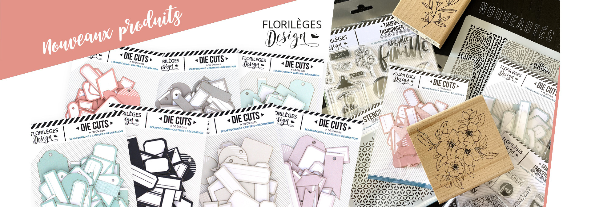 Nouveautés Florilèges Design