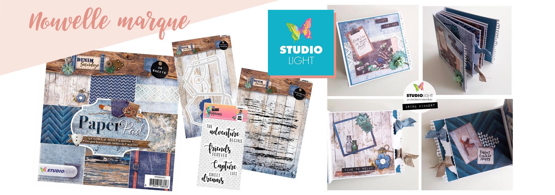 Nouvelle marque : Studio Light